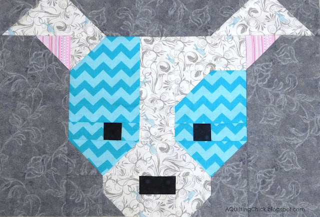 Dog Gone Cute - Chevron