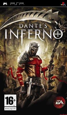Free PSP Games: Dantes Inferno