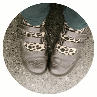 Charleston feet