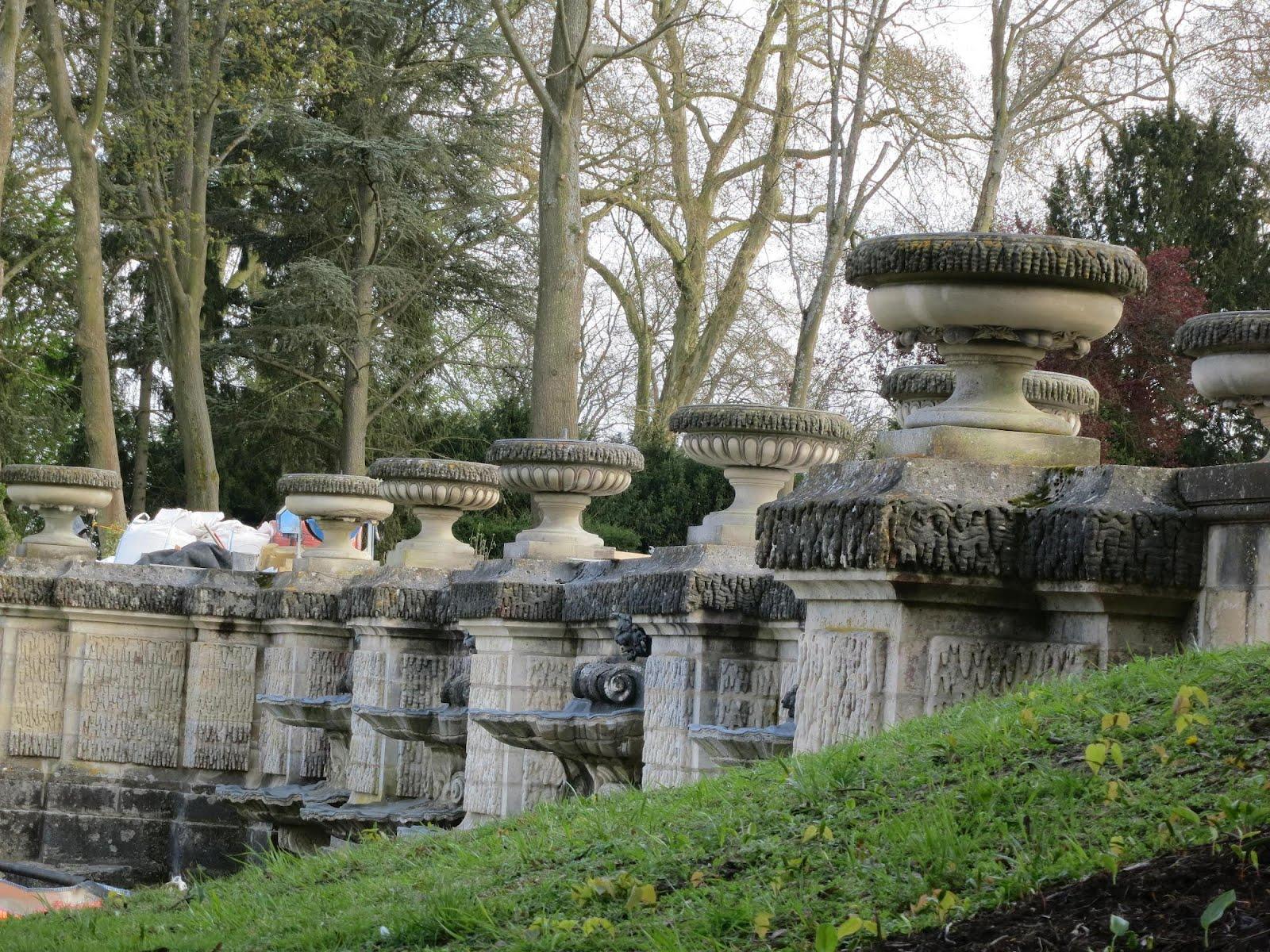 Le blog de parcs et jardins de l 39 oise printemps au for Jardin anglais chantilly