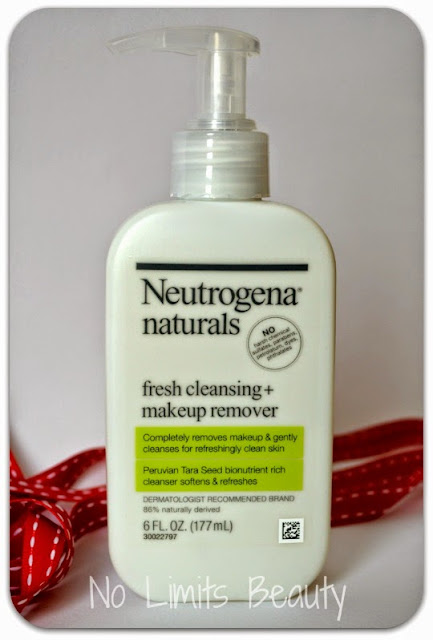 iHerb.com - Neutrogena Naturals, Fresh Cleansing + Makeup Remover