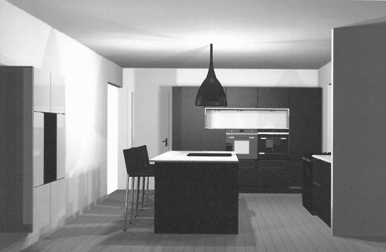 Piilopaikka Meille tulee uusi keittiö