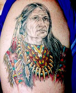 Native American Tattoos - Native American Tattoo Ideas
