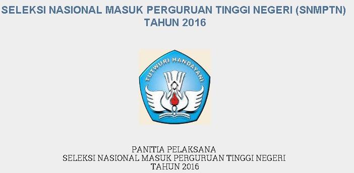 3 Hari Lagi Launching Informasi SNMPTN 2016