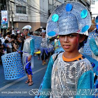 Bangus Festival 2012 Gilon-Gilon ed Dalan Streetdance Competition