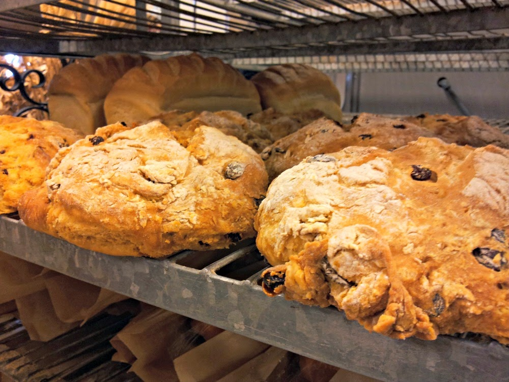 Irish Soda Bread from LaFarm Bakery