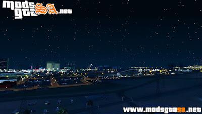 SA - SkyBOX - Estrelas e Nuvens Realistas 2015