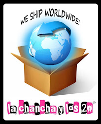 ENVIOS A TODO EL MUNDO! / WE SHIP WORLDWIDE!