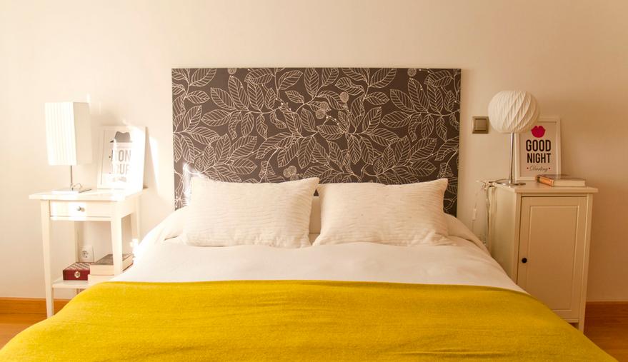 C mo renovar tu dormitorio con poco dinero decoraci n for Como decorar tu casa con poco dinero