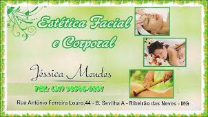 CENTRO DE ESTETICA FACIAL E CORPORAL JESSICA MENDES