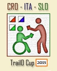 The CRO-ITA-SLO TrailO Cup 2015
