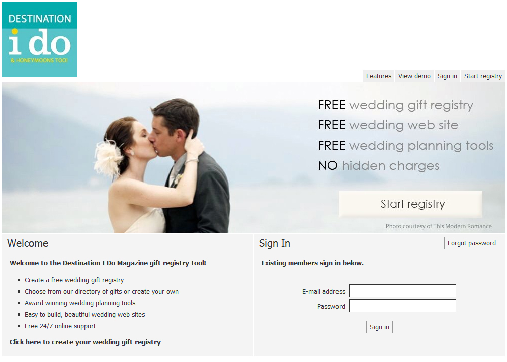 Destination Weddings - Destination Wedding Tools: Free Wedding ...
