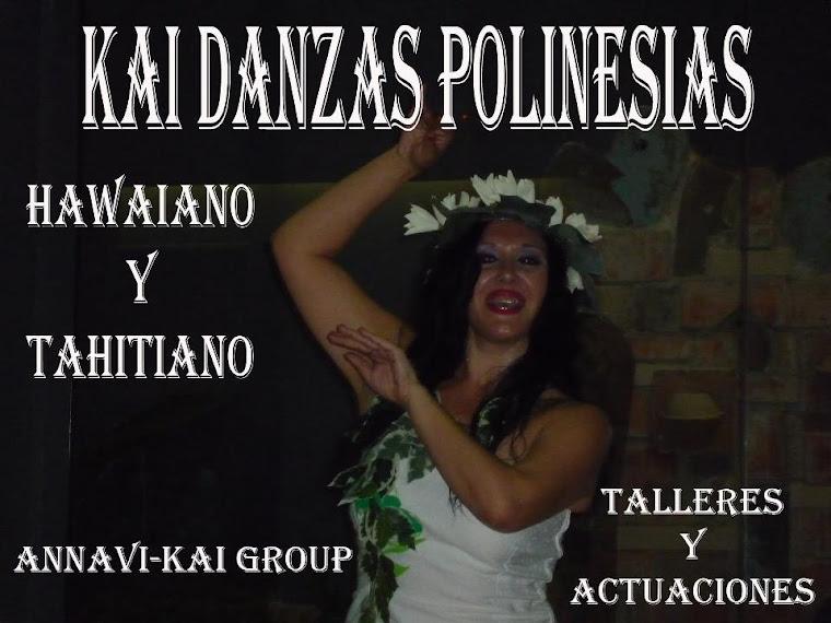 annavi kai danzas polinesias españa