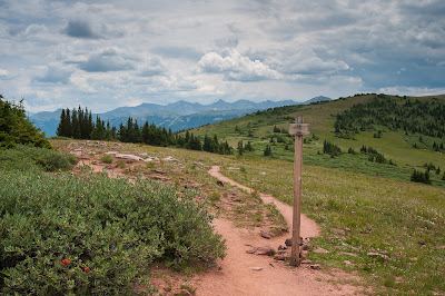 Shrine Mountain Trail