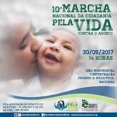 10ª Marcha Nacional da Cidadania pela Vida