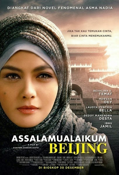 Download Film Assalammualaikum Beijing (2014) Bluray