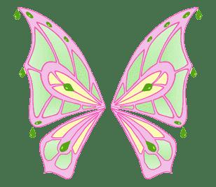 Alas de Magic Winx y Enchantix Flora_Enchantix