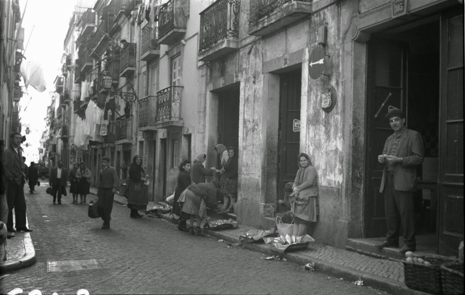 Lisboa / Rua da Atalaia