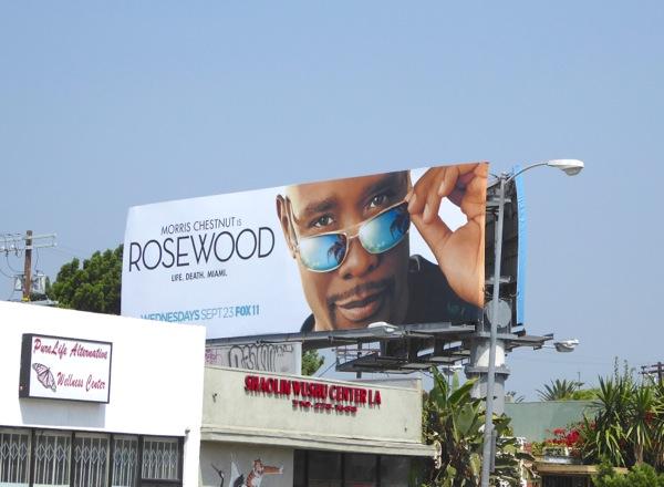 Rosewood series premiere billboard