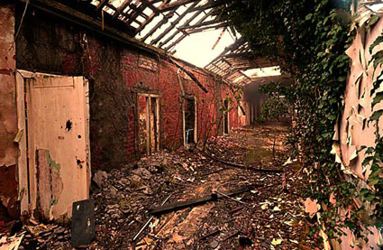 Abandoned Whittingham Hospital Escape