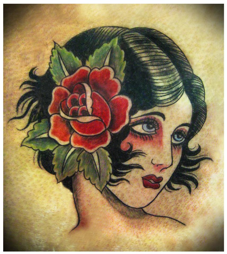 David levy art pig skin tattoos for Pig skin tattoo