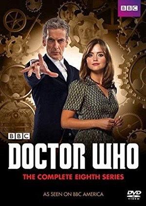 Série Doctor Who - 8ª Temporada 2014 Torrent