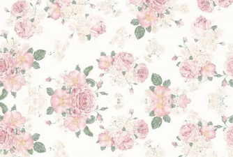 BACKGROUND English Style Pink Roses