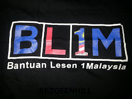 Bantuan Lesen 1Malaysia (BL1M)