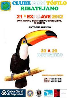 21ª EXPO-AVE DO CLUBE ORNITOLÓGICO RIBATEJANO