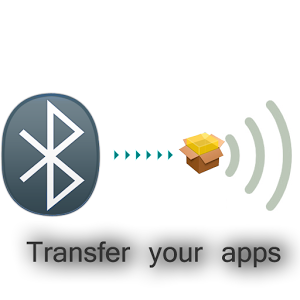 Transfer your Installed Apps in other Android Phones