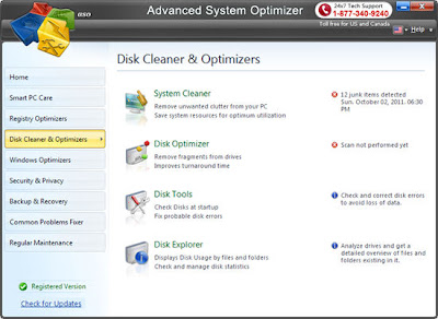 Advanced System Optimizer serial