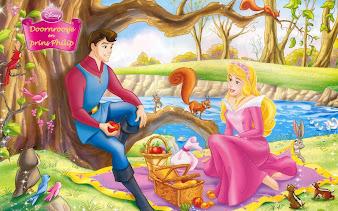#7 Princess Aurora Wallpaper