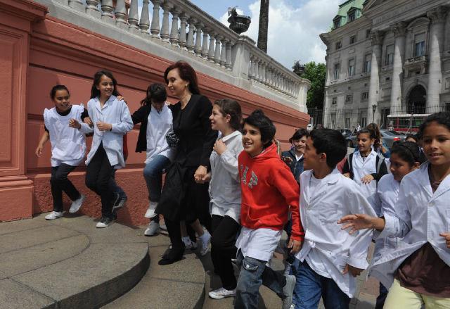 Tirando al Medio: Cristina insiste por Paka Paka