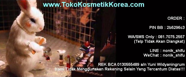 Jual Kosmetik Korea Online Original di Indonesia Murah Asli Import Ready Stock Jakarta