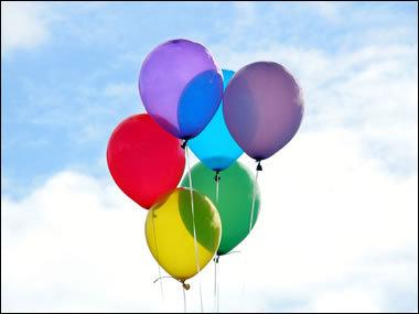 A Vida tem que ser colorida.