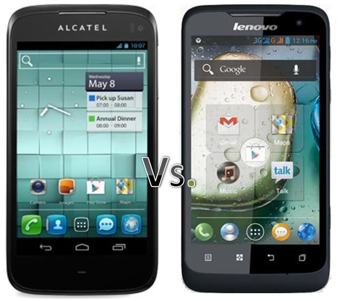 EXPLORE vs Lenovo P700i and S560 - Battle of Dual-Core Android Phones