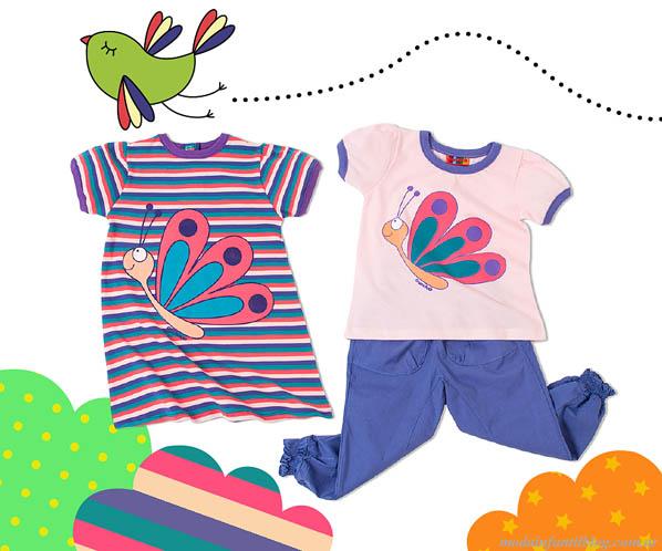 moda para nenas owoko verano 2014