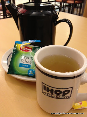 Mint Tea IHOP