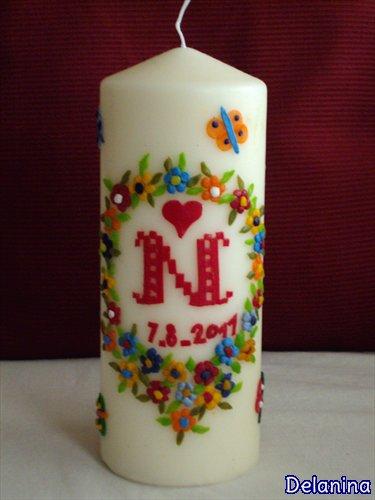 Manualidades Decoracion Velas ~ de velas con l?minas de ceras de colores para velas