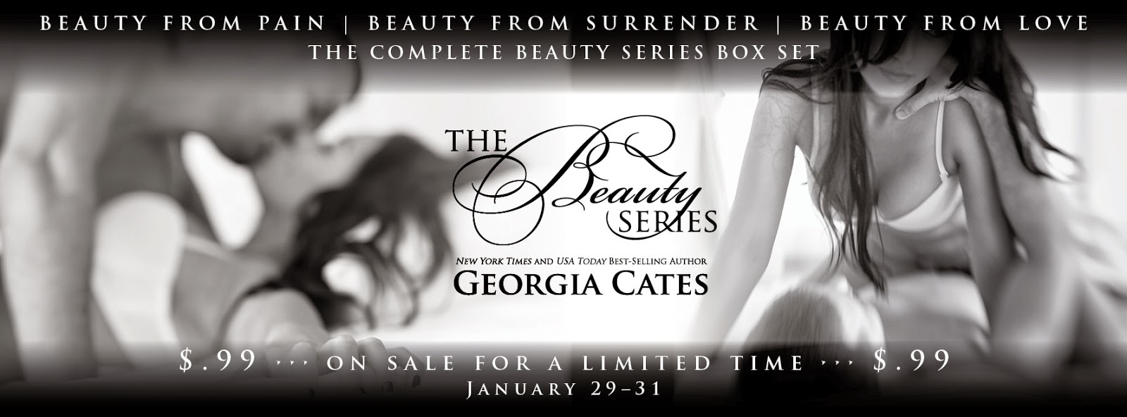 Promo: Beauty Series Bundle by Georgia Cates