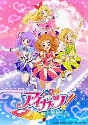 Aikatsu! 3 4 sub espa�ol online