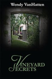 #2 in my Hidden Truths Series: Vineyard Secrets