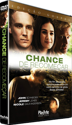 Filme Poster Chance de Recomear DVDRip XviD Dual Audio &amp; RMVB Dublado