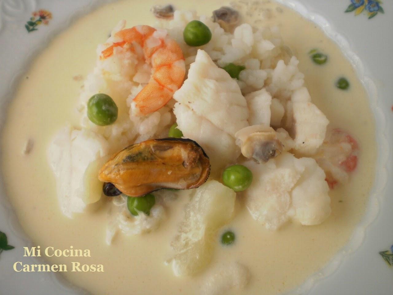 Mi cocina gazpachuelo sopa tradicional y tipica de la for Mi cocina malaga