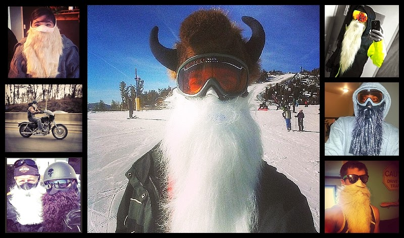 Beardski Biker Beard Masks
