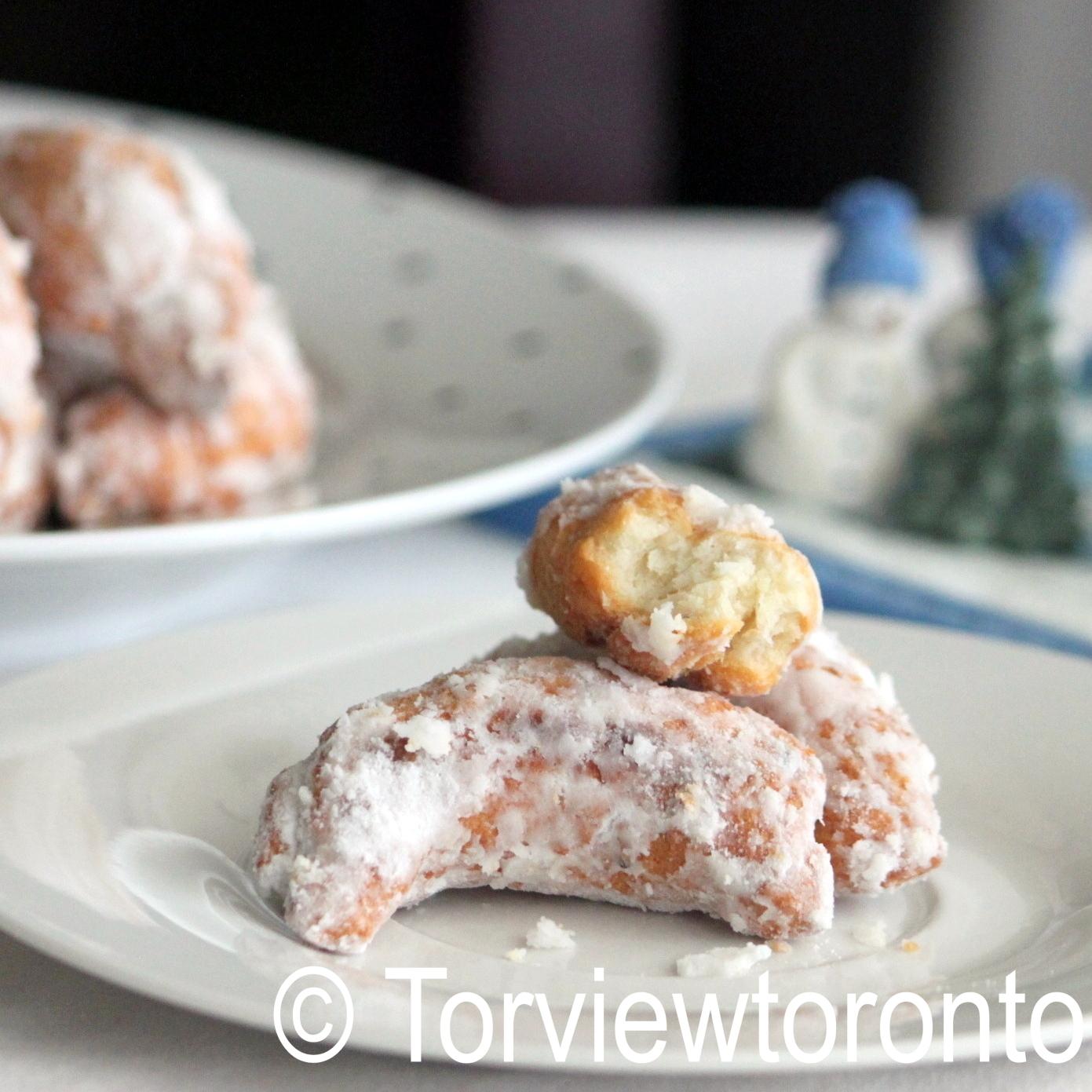 Cardamom pastries