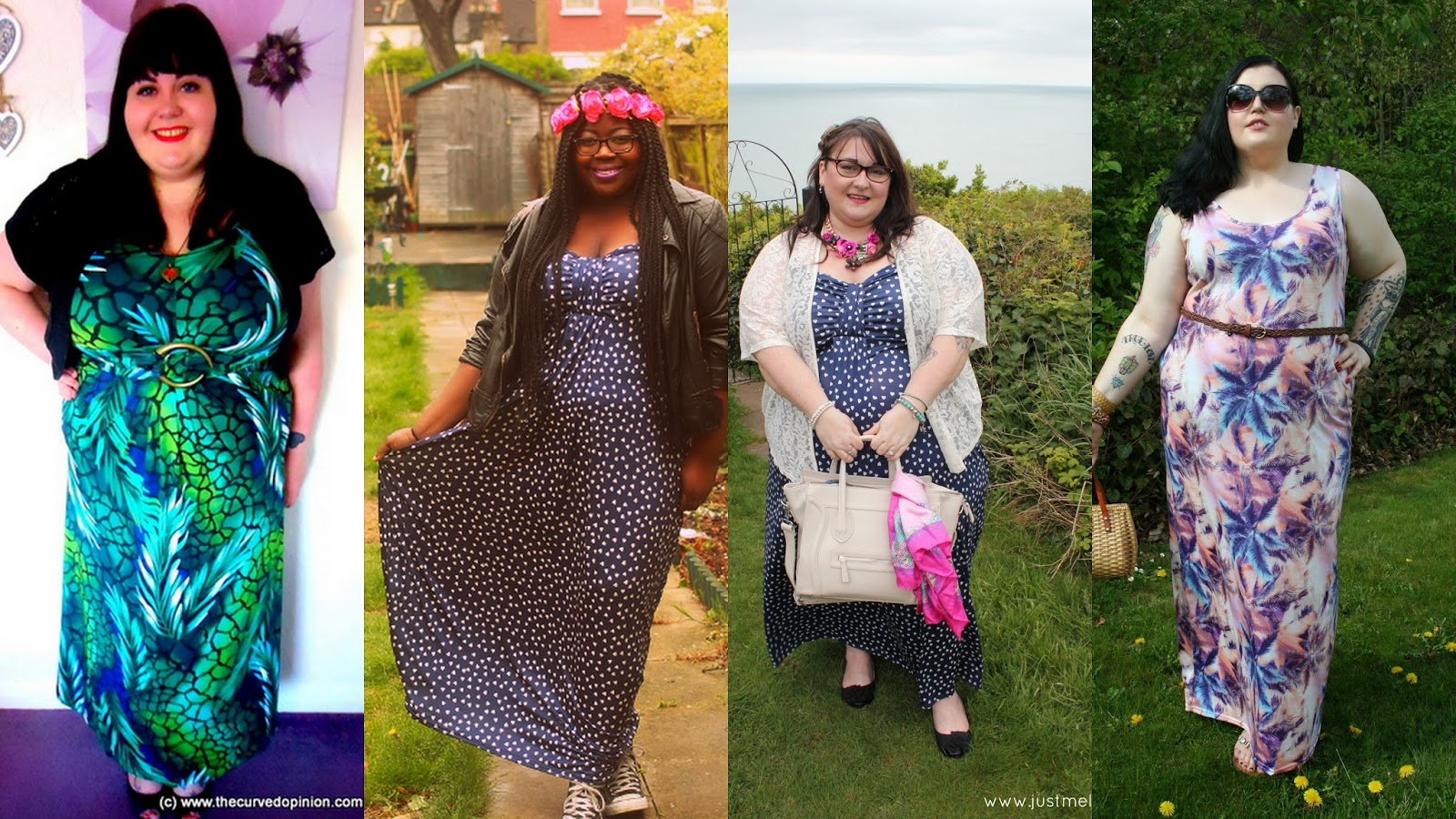 Curvissa plus size bloggers