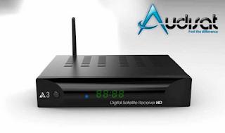 Receptor Audisat A3 plugin web Remote