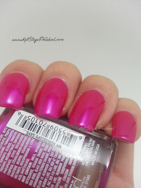 JulieG Nail Color | My Horoscope Says