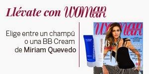 Regalos revistas Noviembre 2014: Woman